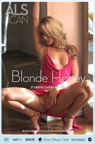 Sarah Peachez - `Blonde Honey` - for ALS SCAN