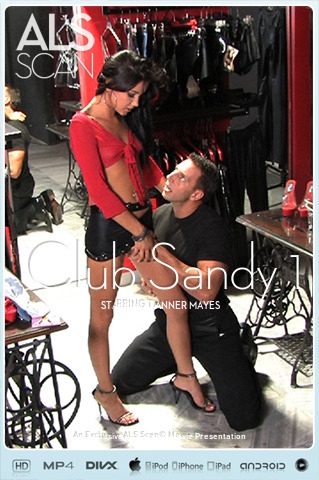 Tanner Mayes - `Club Sandy 1` - for ALS SCAN