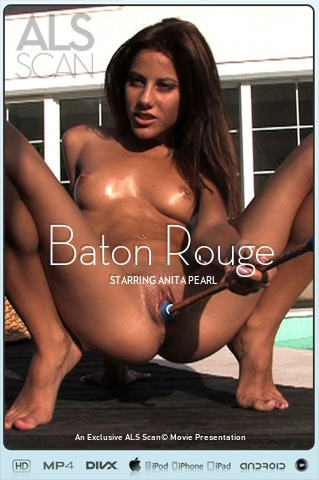 Anita Pearl - `Baton Rouge` - for ALS SCAN