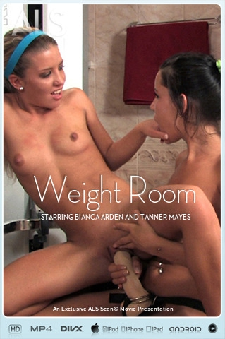 Bianca Arden & Tanner Mayes - `Weight Room` - for ALS SCAN