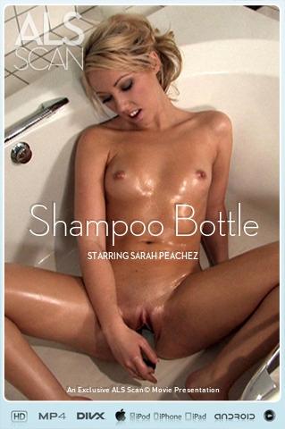 Sarah Peachez - `Shampoo Bottle` - for ALS SCAN