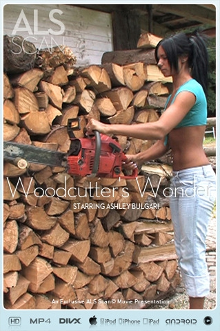 Ashley Bulgari - `Woodcutter's Wonder` - for ALS SCAN