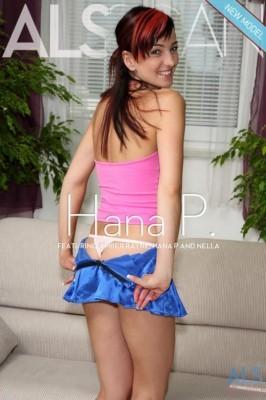 Hana P  from ALS SCAN