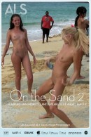 Amia Moretti & Anita Pearl & Blue Angel & Hailey Young & Jana Foxy & Tanner Mayes - On the Sand 2