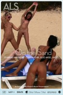 Amia Moretti & Anita Pearl & Blue Angel & Hailey Young & Jana Foxy & Jayme Langford & Tanner Mayes - On the Sand
