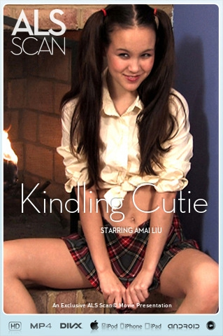 Amai Liu - `Kindling Cutie` - for ALS SCAN