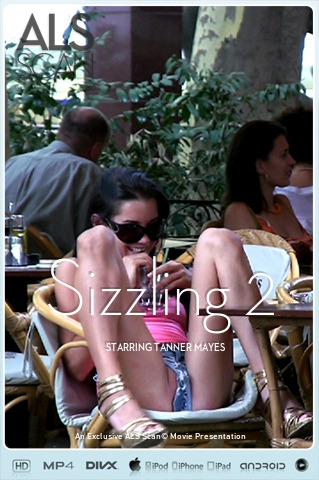 Tanner Mayes - `Sizzling 2` - for ALS SCAN