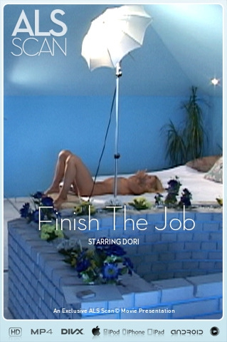 Dori - `Finish The Job` - for ALS SCAN