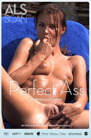 Suzie Carina - `Perfect Ass` - for ALS SCAN