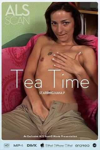 Hana P - `Tea Time` - for ALS SCAN