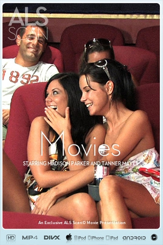 Madison Parker & Tanner Mayes - `Movies` - for ALS SCAN