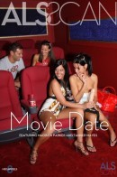 Madison Parker & Tanner Mayes - Movie Date