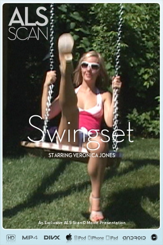 Veronica Jones - `Swingset` - for ALS SCAN