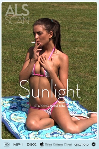 Anastasia - `Sunlight` - for ALS SCAN