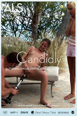 Amy Lee & Faye Reagan & Hailey Young & Kacey Jordan & Klaudia & Laura King - `Candidly` - for ALS SCAN