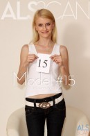 Kate A in Model #15 gallery from ALS SCAN