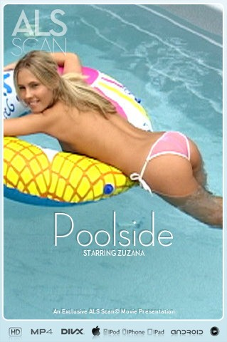 Zuzana - `Poolside` - for ALS SCAN