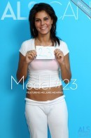Melanie Memphis in Model #23 gallery from ALS SCAN