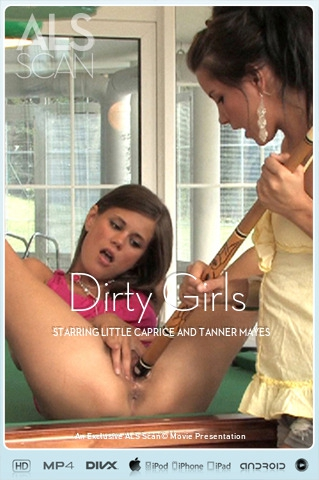 Little Caprice & Tanner Mayes - `Dirty Girls` - for ALS SCAN