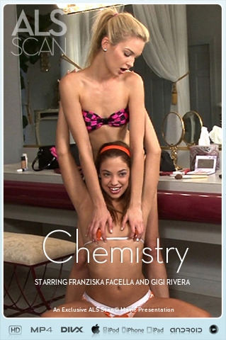 Franziska Facella & Gigi Rivera - `Chemistry` - for ALS SCAN