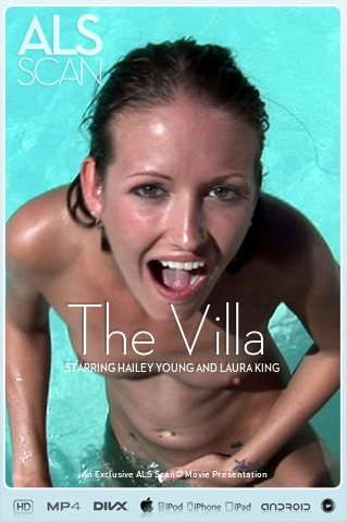 Hailey Young & Laura King - `The Villa` - for ALS SCAN