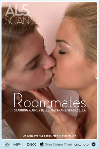 Aubrey Belle & Franziska Facella - `Roommates` - for ALS SCAN