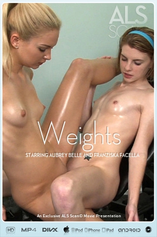 Aubrey Belle & Franziska Facella - `Weights` - for ALS SCAN