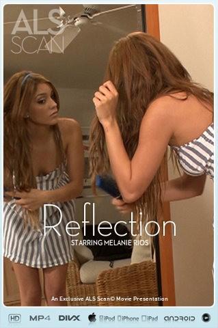 Melanie Rios - `Reflection` - for ALS SCAN
