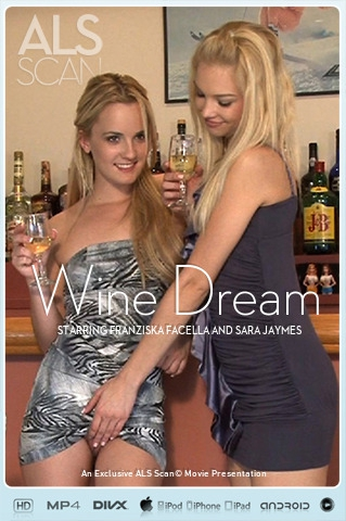 Franziska Facella & Sara Jaymes - `Wine Dream` - for ALS SCAN