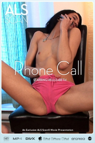 Hellizabeth - `Phone Call` - for ALS SCAN