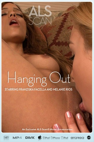 Franziska Facella & Melanie Rios - `Hanging Out` - for ALS SCAN