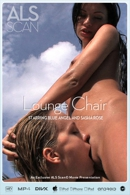 Blue Angel & Sasha Rose - Lounge Chair