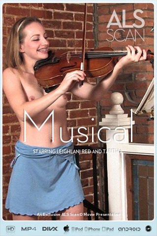 Leighlani Red & Tabitha - `Musical` - for ALS SCAN