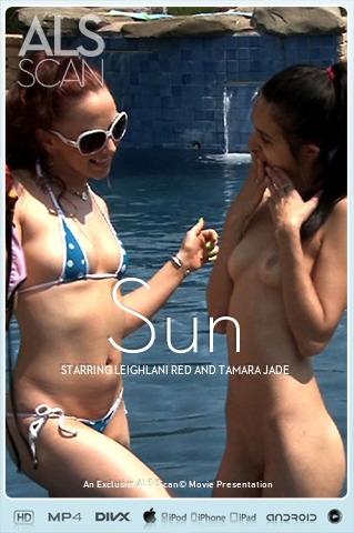 Leighlani Red & Tamara Jade - `Sun` - for ALS SCAN