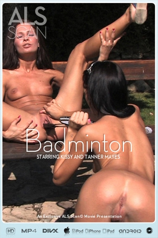 Kissy & Tanner Mayes - `Badminton` - for ALS SCAN