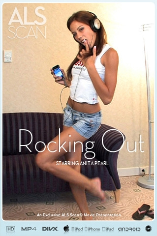 Anita Pearl - `Rocking Out` - for ALS SCAN