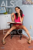 Amia Moretti in Exam Cram gallery from ALS SCAN