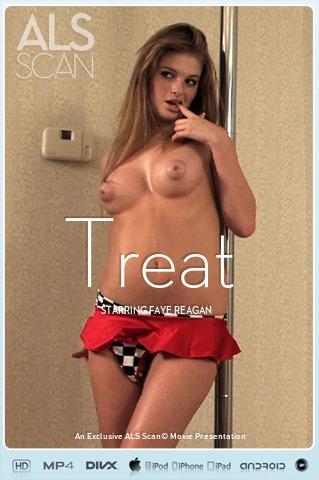 Faye Reagan - `Treat` - for ALS SCAN