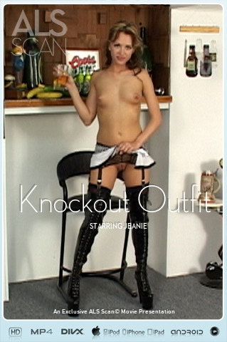 Jeanie - `Knockout Outfit` - for ALS SCAN
