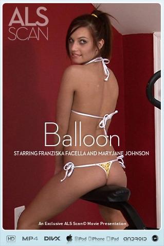 Franziska Facella & Maryjane Johnson - `Balloon` - for ALS SCAN