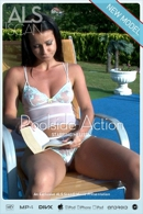 Melissa - Poolside Action