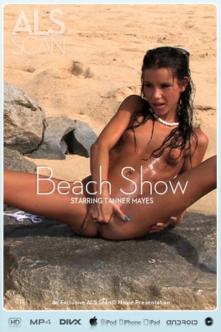 Tanner Mayes - `Beach Show` - for ALS SCAN