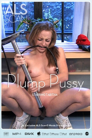 Tabitha - `Plump Pussy` - for ALS SCAN