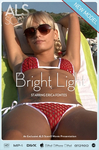 Erica Fontes - `Bright Light` - for ALS SCAN