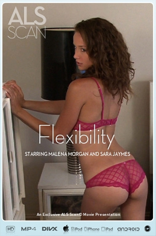 Malena Morgan & Sara Jaymes - `Flexibility` - for ALS SCAN