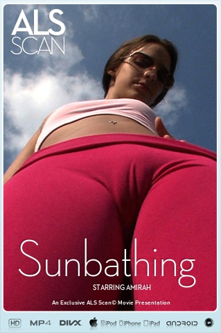 Amirah - `Sunbathing` - for ALS SCAN