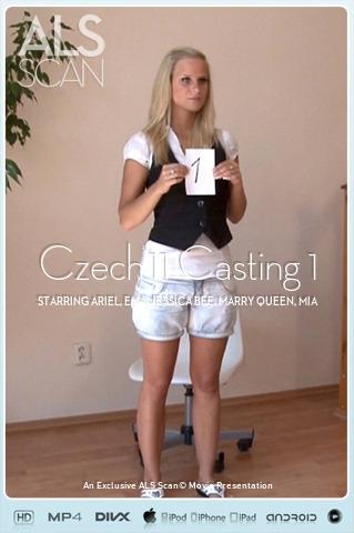 Ariel & Ema & Jessica Bee & Marry Queen & Mia & Samantha Heat - `Czech'11 Casting 1` - for ALS SCAN