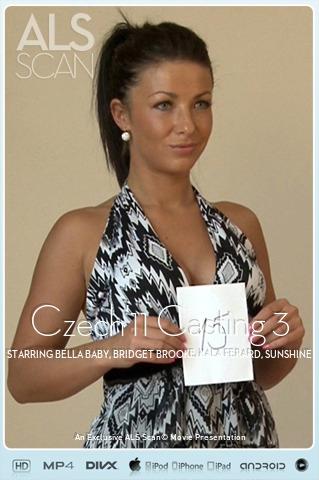 Bella Baby & Bridget Brooke & Kala Ferard & Sunshine & Tea Jul - `Czech'11 Casting 3` - for ALS SCAN