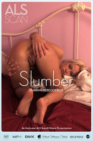 Rebecca Blue - `Slumber` - for ALS SCAN