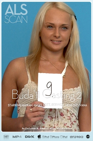 Amirah & Angel Hott & Bernice & Henessy & Ivana Sugar & Nikky Thorne & Valentina Blue - `Buda'11 Casting 2` - for ALS SCAN